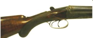 Charles Daly German 12 Ga Feather Weight Double-Barrel Shotgun