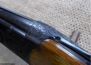 Beretta BL-4 20ga OU Shotgun