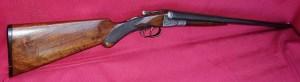 """Rare Ansley H. Fox """"A Grade"""" 16 ga. SxS shotgun"""
