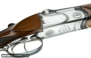 """20 gauge Beretta ASE, 28"""" barrels, Double triggers"""