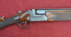Auguste Francotte 12 Gauge O/U Double Barrel Shotgun
