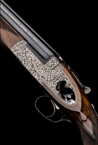 New Westley Richards Ovundo Double Barrel OU Shotgun