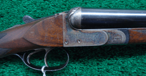 "HIGH QUALITY ""Gastinne Renette, A Paris"" FRENCH SxS SHOTGUN"