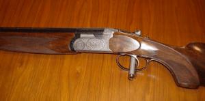 "20 gauge Beretta BL-5 O/U Shotgun, 28"" barrels"