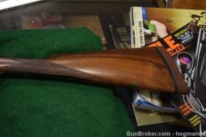 """16 gauge Miroku Side-by-Side shotgun, 28"""" barrels, Mod and Cyl, 14 7/8"""" LOP"""