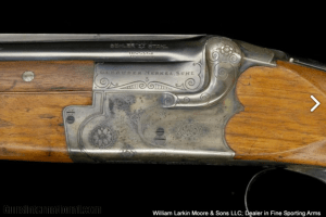 MERKEL, O/U, model 201E PreWar (Mfg 1929), 20 GA