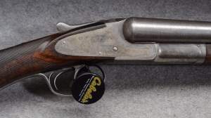L.C. Smith Hunter Arms Damascus Side by Side Pre-1913 Pigeon Grade Shotgun