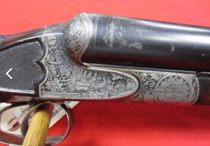 "J.P. Sauer and Sons Model 40E Side-by-Side 12ga/28"" Prussian Mfg"