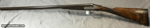 CHARLES HELLIS 12GA Boxlock Ejector Side-by-Side