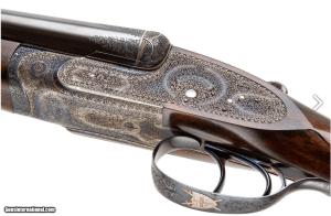 W.W. GREENER SxS SIDELOCK 16 GAUGE SHOTGUN