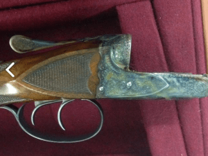 CSMC Fox CE Grade 20ga SxS Shotgun