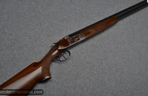 Guerini-Pintossi 820 Over and Under Shotgun in 20 Gauge