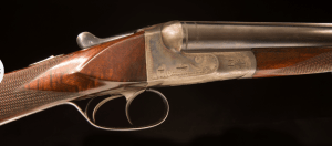 J.P. Sauer 20g. - Pre WWII quality - 20 gauge with straight grip and ejectors!