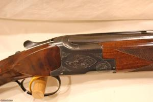 Browning Superposed 28ga 28in M/F Straight English Stock