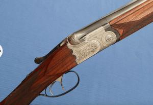 """BERETTA - Abercrombie & Fitch - ASEL - 20ga 28"""" - O/U Shotgun Solid Rib"""