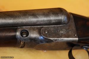 Parker GH 8 Gauge SxS Shotgun