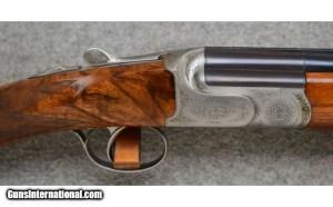 FAMARS Excalibur BL, 28 Ga., SxS, Game Gun