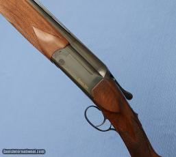 "PERAZZI - MX-3 Game Gun - 27-1/2"" Briley Chokes - English Stock - Checkered Butt"