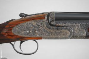 FABBRI - O/U PIGEON GUN IN 12 GAUGE - HAND MADE IN 1967