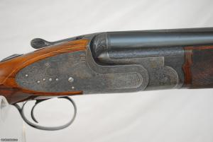 FABBRI - PIGEON GUN IN 12 GAUGE - HAND MADE IN 1966