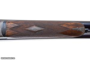 James Woodward 12 gauge Sidelock SxS Double Barrel Shotgun