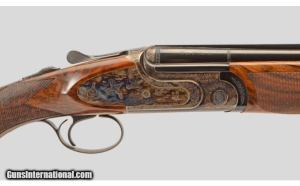 John MacNab Highlander 20 Gauge Over Under Shotgun