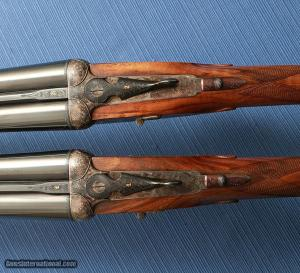 Arrieta - Model 557 - Churchill Style Matched Pair 20g Sidelock SxS Shotguns