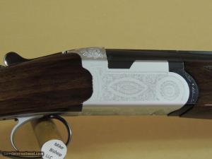 BERETTA S56E 20 GAUGE OVER UNDER SHOTGUN WITH EJECTORS