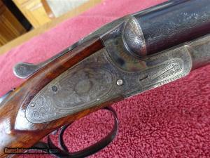 L C SMITH CROWN GRADE 16 GAUGE SxS DOUBLE BARREL SHOTGUN GORGEOUS