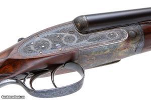 "PURDEY BEST PRE WAR SXS 2"" LIGHTWEIGHT GUME GUN 12 GAUGE"