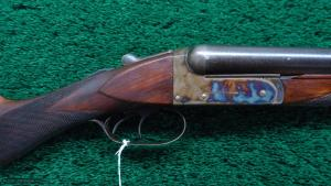 REMINGTON MODEL 1894 AE BOXLOCK DOUBLE BARREL
