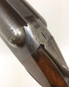 High condition, lghtweight Remington 1894 AE 2 bbl set