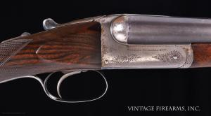 "Westley Richards 12 Bore S/S – BOXLOCK, EJECTORS WESTLEY SINGLE SELECTIVE TRIGGER, 28"", NICE!"