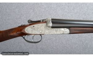AyA Model No.53 Sidelock SxS in 20 Gauge