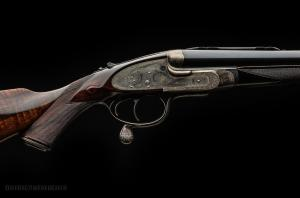 J. Purdey & Sons .303 Sidelock Side-by-Side Double Rifle