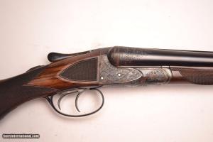 "A.H. Fox, Philadelphia CE, 20ga. 28"" barrels"