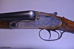 James Purdey & Sons Sidelock SxS 12 bore Shotgun