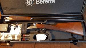 """Beretta Silver Hawk 12ga, 28"""" brl, 3"""" chambers SST like new"""