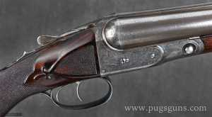 Parker Bros. 12 gauge AHE Side-by-Side shotgun 2 BBL SET: Price: $24,500