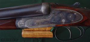 12g James Purdey & Son SxS shotgun built for live pigeon shooting. See more pics.