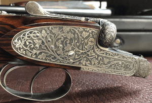 Piotti Lunik - 28 gauge - side by side - straight grip - handmade in leather case - SPECTACULAR!