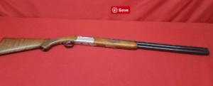 """28g Ruger Red Label Over Under Double Barrel Shotgun, 28"""" bbls"""