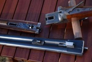 Fox Sterlingworth SxS 20 Gauge Ejectors