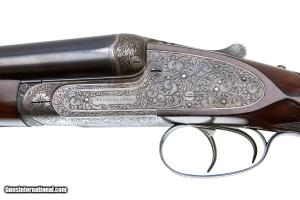 J. PURDEY & SONS - BEST DELUXE EXTRA FINISH SIDE-BY-SIDE SIDELOCK SHOTGUN, TWO-BARREL SET, 12 GAUGE/12 GAUGE