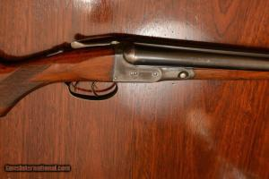 "Parker VH 20 Gauge Side-by-Side Shotgun, 28"" Barrels"