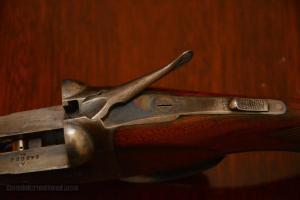 """Parker VH 20 Gauge Side-by-Side Shotgun, 28"""" Barrels"""