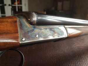 "Holloway (G&S) - 28 Gauge - B. Jenkins of NY, NY - 1952 build - 26"" - M/IM - 14 3/4"" LOP - 5 lbs!"