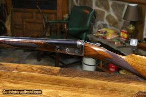 12 gauge Parker VHE SKEET Remington Era 1935 Straight Stock With Letter