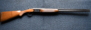 "Beretta Model BL-3 over & under 20 gauge, 3"" chambers"