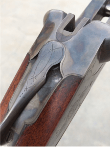 Beautiful High Condition Pre-13 12 gauge LC Smith 1E, Killer wood, Damascus, Excellent:
